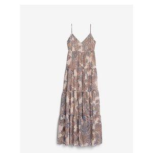 Express Paisley Maxi Dress